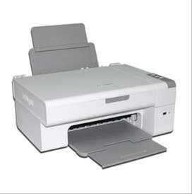 Impresora lexmark x2470
