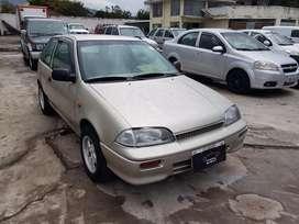 Chevrolet Forsa 2 2001