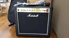 Amplificador Valvular Marshall Dsl 15c