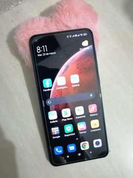 Se vende Xiaomi redmi note 9