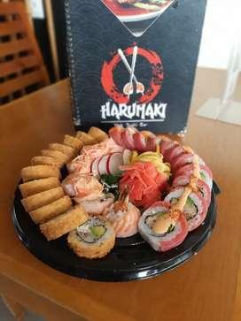 Se busca sushero o auxiliar de sushi