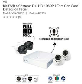 Se vende cámaras de seguridad - Se vende kit de cámaras de seguridad