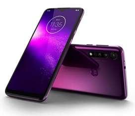 Vendo Motorola One Macro Morado 64GB
