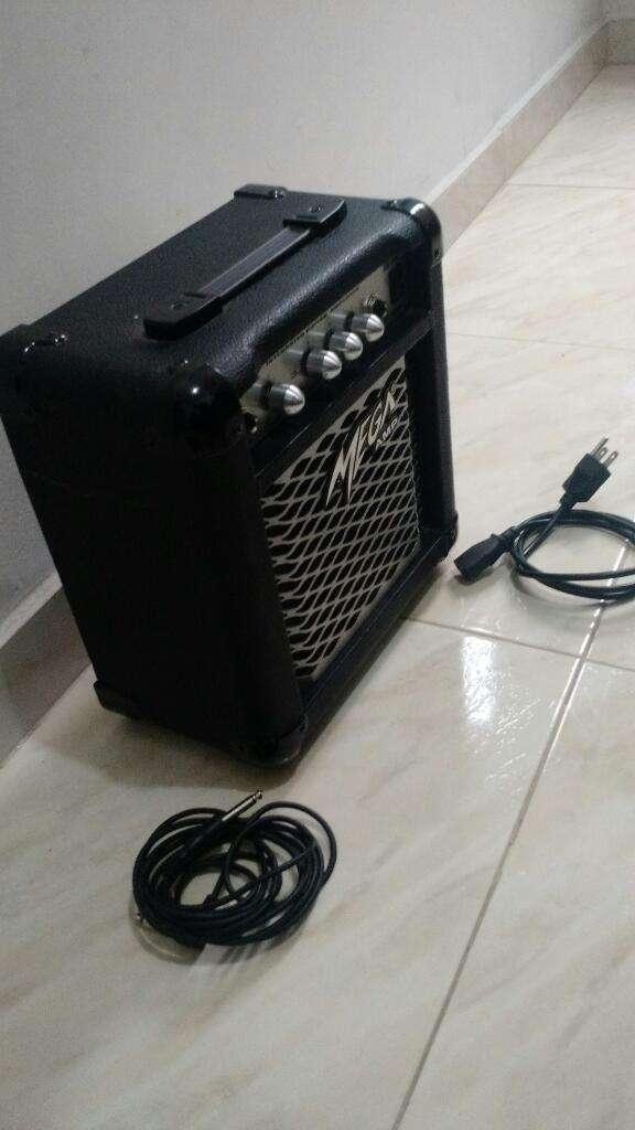 Amplificador Mega Amp Gl15 de 15 Watts 0