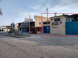 LOCAL INDUSTRIAL FRENTE A PANAMERICANA NORTE (incluye Maquinaria De Molino De Arroz) en Pacasmayo