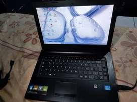 Vendo Laptop lenovo G400s usado en perfecto estado