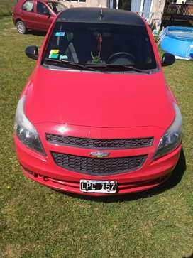 Vendo Chevrolet agile M 2012 titular