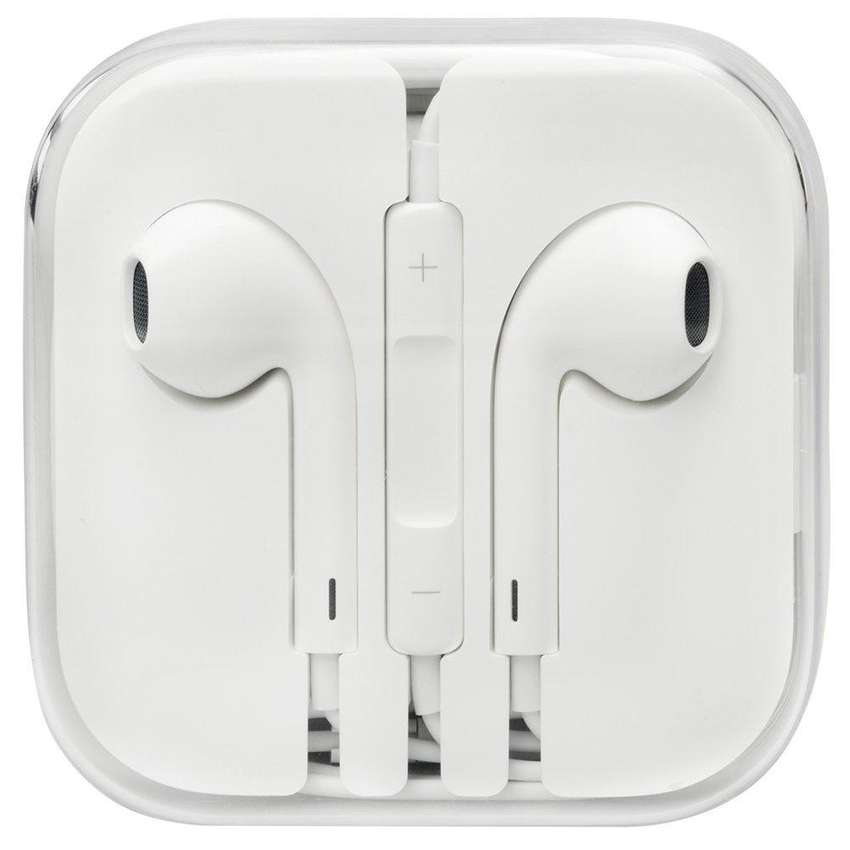 Auriculares Earpods C/control Iphone 4 4s 5 Ipad Mini S4 S3 0