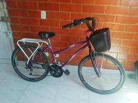 Vendo bici 160