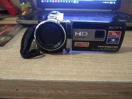 Vendo camara filmadora Sony  y camara sony
