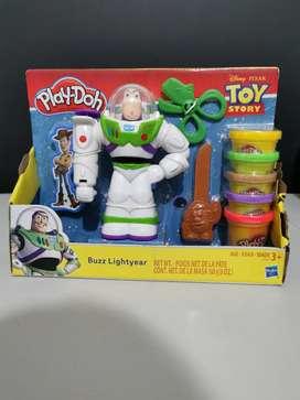 Play - Doh toy story buzz lightyear