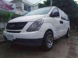 Hyundai H1 2013 - Diésel - Vehículo En Excelente Estado