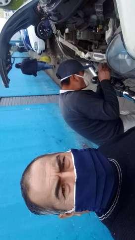 Vendo vehiculo minivan fosion motor 1300 gasolina glp