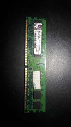 Memoria Kingston Ddr 1gb 800mhz 1.8 V