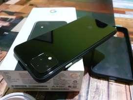 Google Pixel 4 64gb impecable en caja poco uso