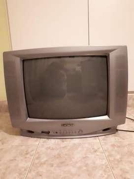 TV HITACHI COLOR 20 PULGADAS