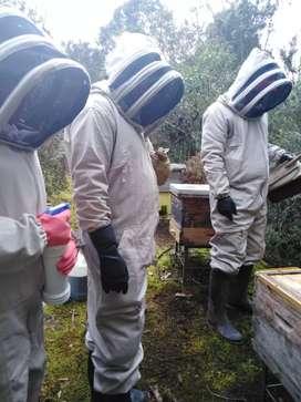 Overoles apicolas drill super 8 profesionales