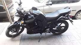Yamaha fz modelo 2014 soy titular.