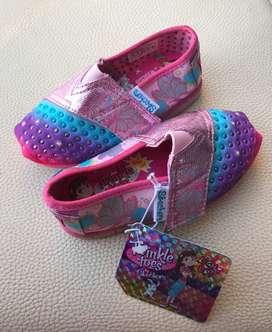 Zapatilla Skechers para niña