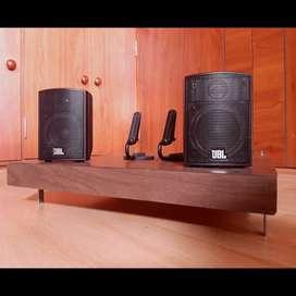 Jbl parlantes satelitales bafles Yamaha technics Bose sony