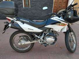 Moto Honda XR125 - Modelo 2013
