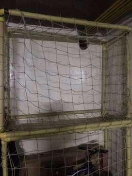 Canchas de futbol PVC