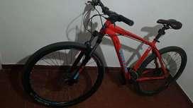 Vendo o permuto por falta de espacio bicicleta Venzo Eolo R29