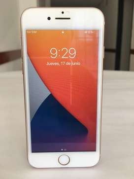 Vendo iphone 8 de 64 g