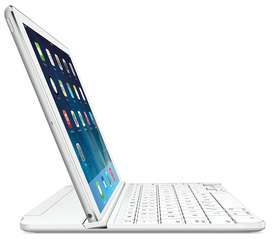ESTUCHE CASE KEYBOARD TECLADO BLUETOOTH PARA APPLE IPAD AIR 2/ MACBOOK