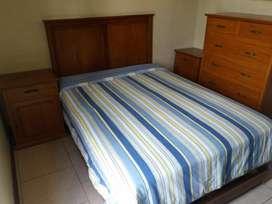 Juego de Dormitorio 2 plza