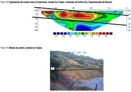 Estudios de Tomografías eléctricas para explorar áreas de geología e hidrogeología complejas