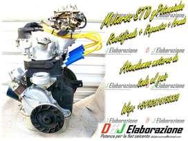 Motor Fiat 600 rectificado repuestos armado