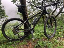 Bicicleta orbea Rin 29 talla M- 9 velocidades 11-46