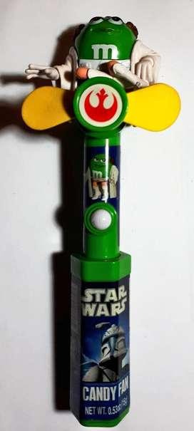 Ventilador de Mym Star Wars Verde