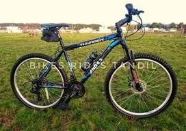 Bicicleta mountain bike Andes Thunder