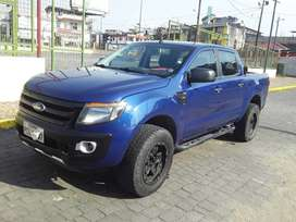 FLAMANTE FORD RANGER XLS 2014