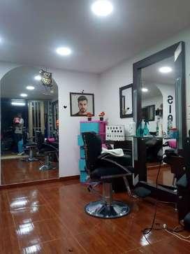 Alquiler de puesto en peluquería
