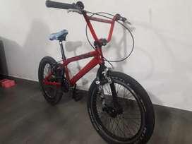 Bicicleta para bmx