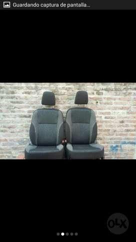 Butacas Toyota Etios Linea Nueva