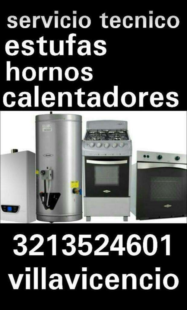 Técnico de Estufas Freidoras Hornos Gas 0