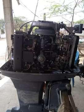 Motor fuera de borda Yamaha 75hp seminuebo
