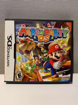 Videojuego Mario Party DS