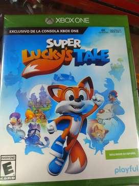 Super lucky tale Xone Nuevo juego para niños