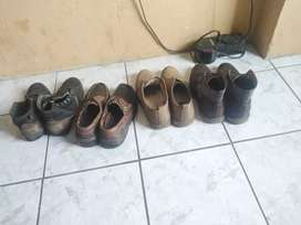 Vendo zapatos usados