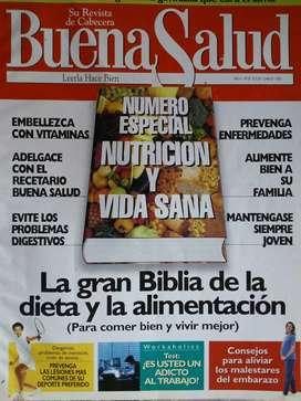 REVISTAS BUENA SALUD