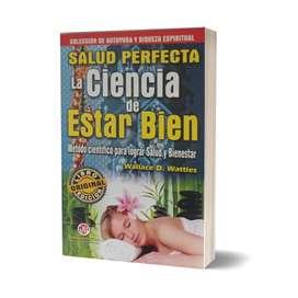 Salud Perfecta - La Ciencia De Estar Bien - Libro Economico