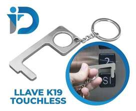 Llave K19 Touchless