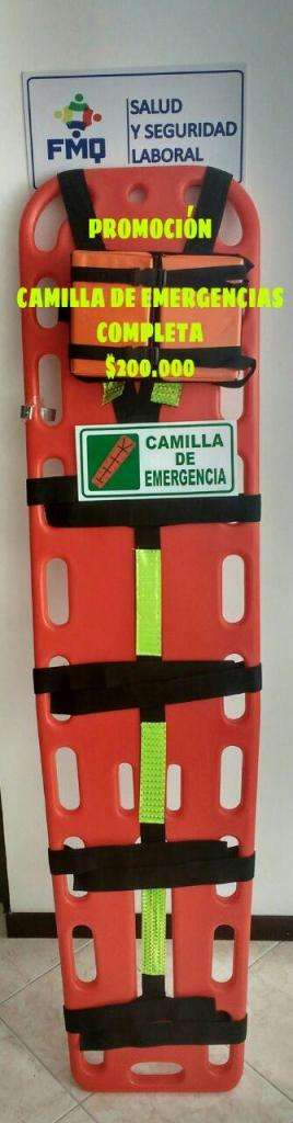 Camilla de Emergencia en Medellin