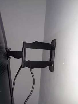 Se venden soportes de brazo para su televisor