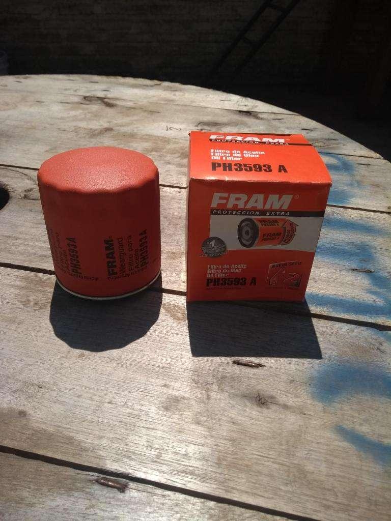 FRAM PH3593A Filtro De ACEITE 0
